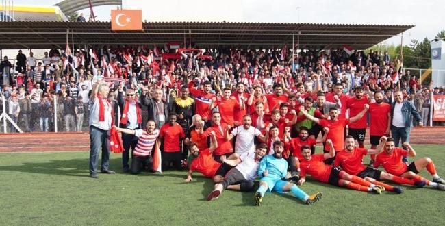 Osmancık Bal Ligine Yükseldi