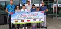 Boğazkaleli Öğrenciler Hollanda'yı Gezdi