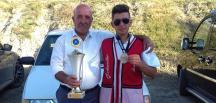İHL Öğrencisi Güneş Trap Yarışlarında İkinci Oldu