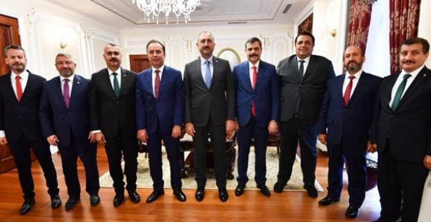 Çorum'un Sorun ve İstekleri Ankara'da