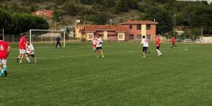 15 Temmuz Futbol Turnuvası Yapıldı