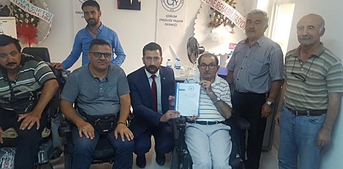 MHP, Talep ve Sorunlarını Dinledi