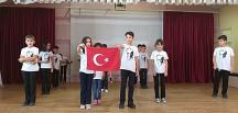 İskilip'te İlköğretim Haftası Kutlandı