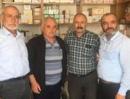 Saadet Partisi Külcü'yü Ziyaret Etti