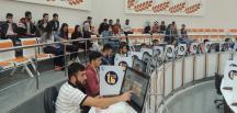 Borsaya Teknik Gezi Düzenlediler
