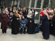 Aybike'nin 2.Kafile Umrecileri Yola Çıktı