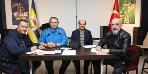 Fenerbahçeliler Derneği'nden Organ Bağışına Destek