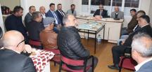 MHP İl Başkanı Alaca Teşkilatını Ziyaret Etti