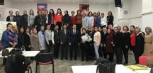 İskilip'te Anaokulu Öğretmenlerine Eğitim Verildi