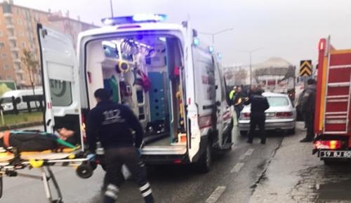 Çorum'da Zincirleme Kaza: 1 Yaralı