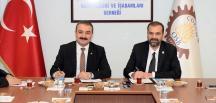 Teknokent İçin İş Birliği Protokolü İmzalandı