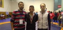 Türkiye Şampiyonasına Katılacak