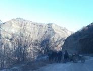 Vatandaşlar, Horozlar Mahallesi'ndeki Yol İçin Tedbir İstiyor