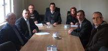 Oğuzlar Belediyesinde 2020'nin İlk Toplantısı