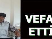 Mustafa Cam Vefat Etti
