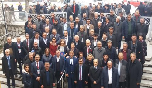 CHP'de Mehmet Tahtasız Dönemi
