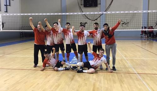 Şampiyon Sungurlu Beldiyespor