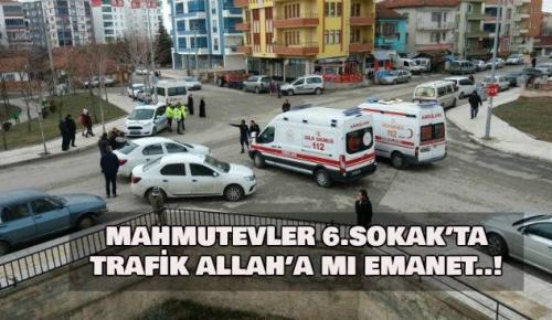 Çileden Çıkaran Trafik Kazaları