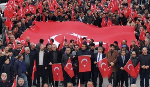 Osmancık Tek Yürek Oldu!