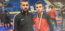 Belediye Güreşçileri Türkiye Şampiyonasında