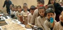 Öğrenciler, Gezici Müze'yi Gezdi