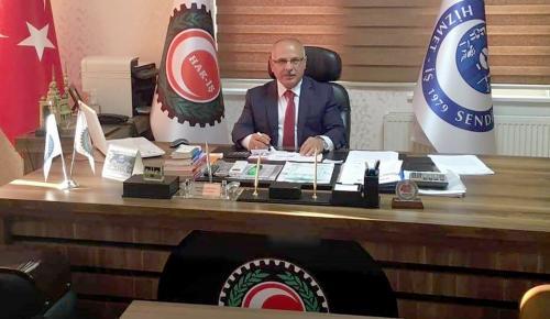İlk Nakdi Yardım Mustafa Köroğlu'ndan