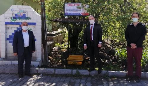 Bayat'ta Sokak Hayvanlarına Sahip Çıkılıyor