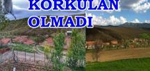 Fındıklı Köyü Temiz Çıktı