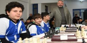 Online Satranç Turnuvasına Yoğun İlgi