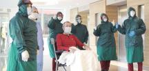 13 Hasta Daha Virüsü Yendi