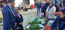 Uğurludağ'da Kapatılan Semt Pazarı Açılıyor