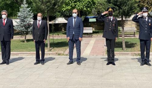 Kargı'da 19 Mayıs Sade Törenle Kutlandı