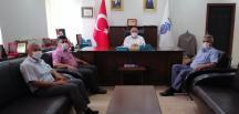 Karadeniz Birlik'ten Başkan Ünlü'ye Ziyaret
