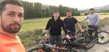 Dünya Bisiklet Günü İçin Pedal Çevirdiler