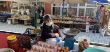 Kargı'da Yerli Pazara Yoğun İlgi
