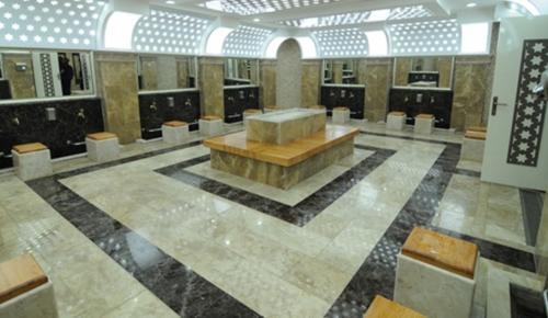 Cami Tuvaletleri ve Şadırvanlar Açıldı