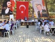 Merkez İlçe Teşkilatından Ortaköy'e Çıkarma