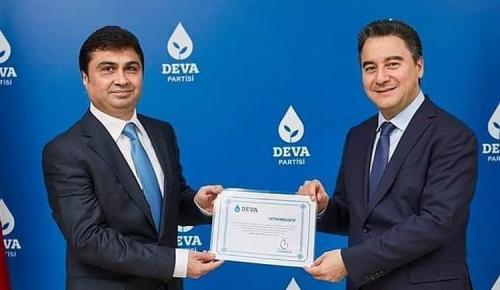 DEVA Partisi'nin Yönetimleri Belli Oldu
