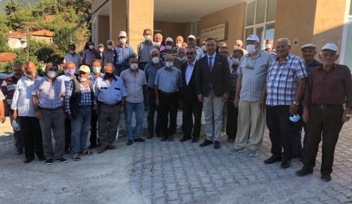 """""""Köy Halkının Yanındayız, Haklarımızı Sonuna Kadar Arayacağız"""""""