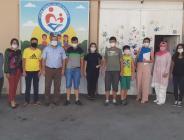 Bayrak'tan, Otizm Gönüllüleri Derneği'ne Ziyaret